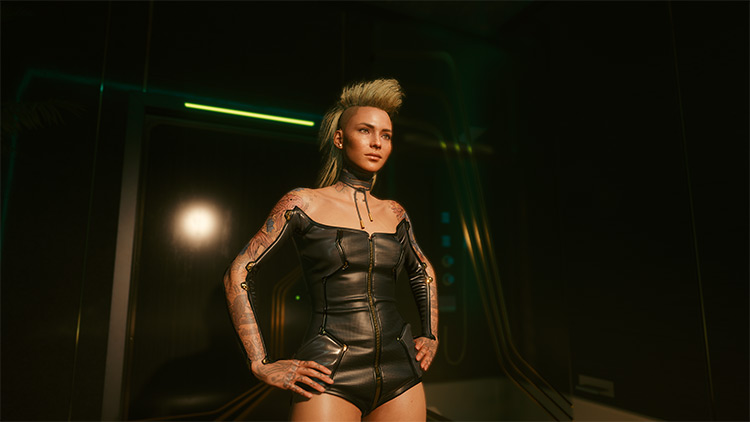 Modular Jewelry Collection / Cyberpunk 2077 Mod