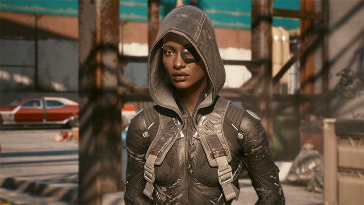 Wraith Hoods for Cyberpunk 2077