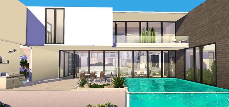 Million Luxury Villa Mansion Lot Preview / TS4