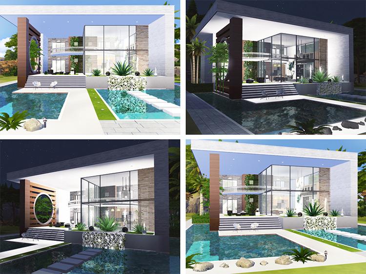 Nova Mansion Preview / Sims 4