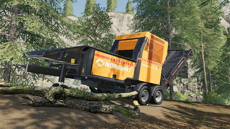 Noremat Valormax A72-150 RS Mod for FS19