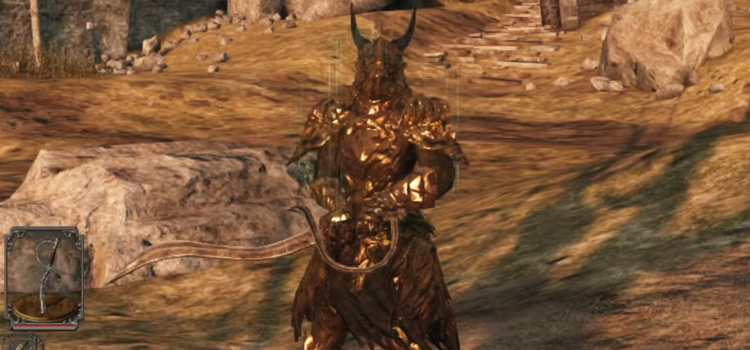 DS2 Warped Sword Screenshot