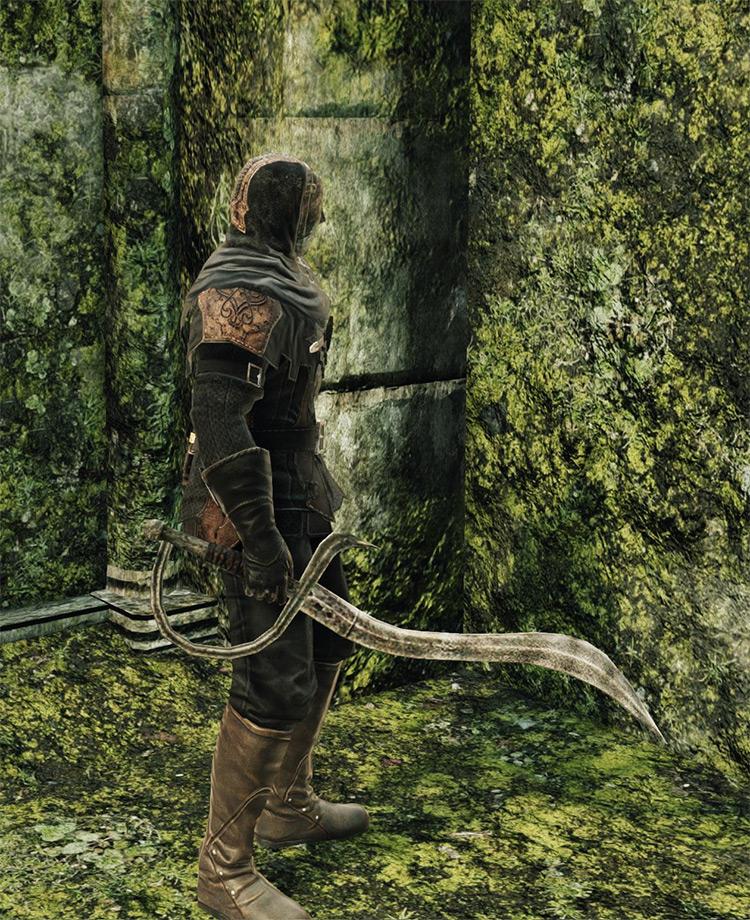 Warped Sword from Dark Souls 2