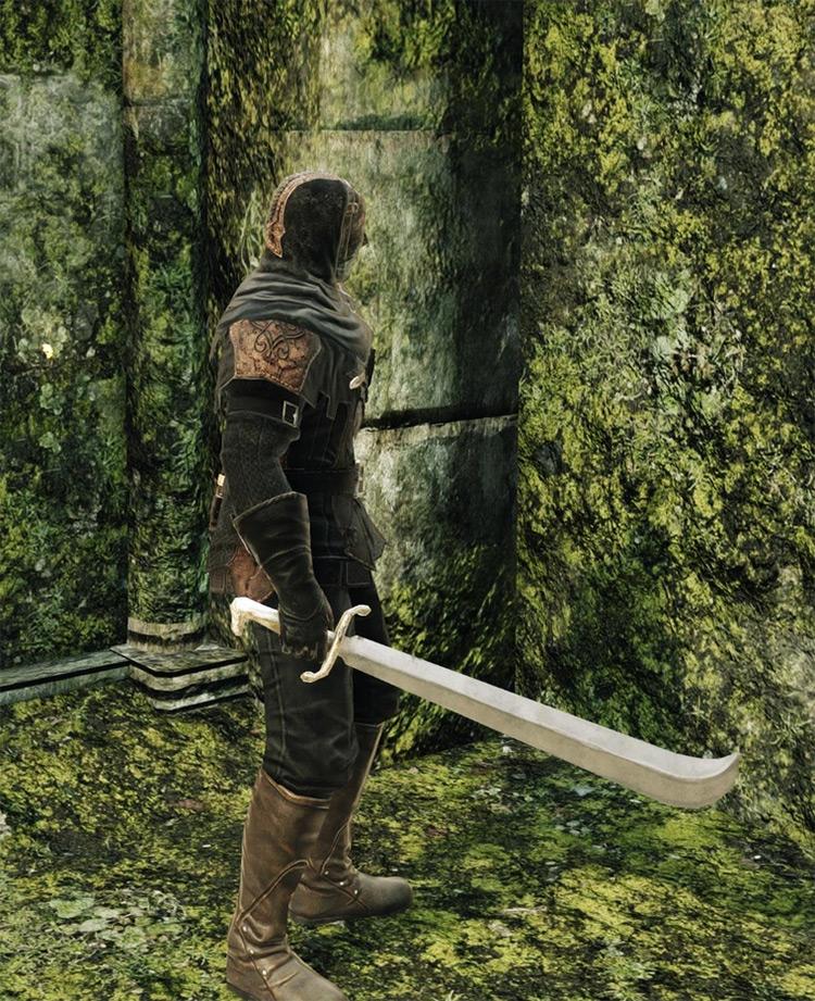 Falchion from Dark Souls 2