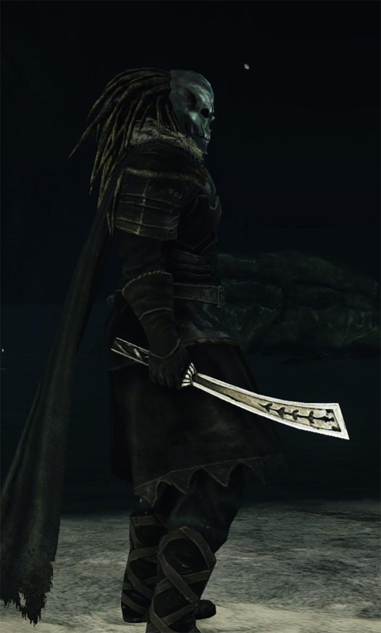 Monastery Scimitar from Dark Souls 2