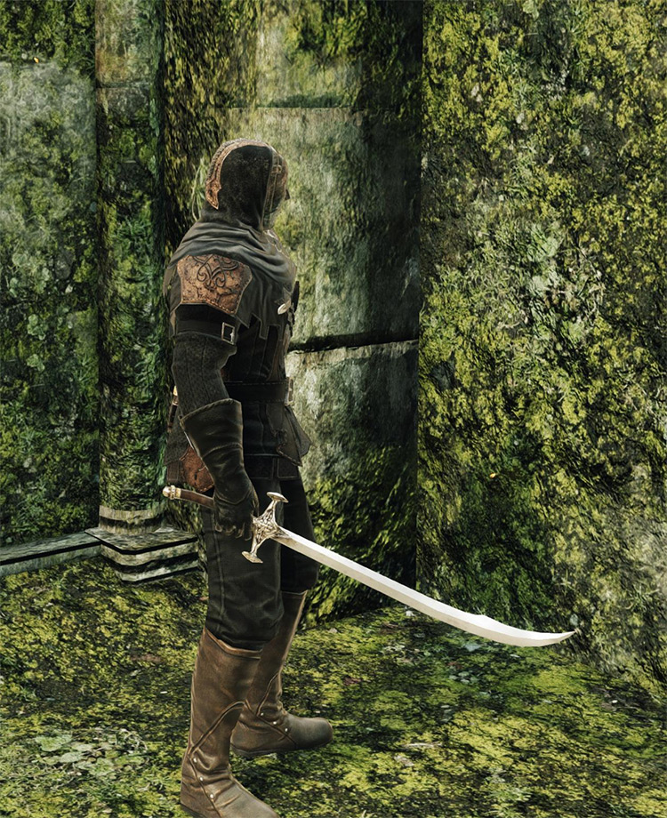 Scimitar Dark Souls 2