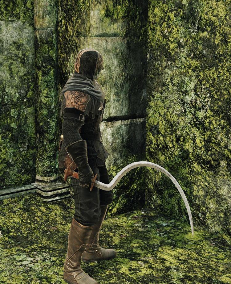 Shotel Dark Souls 2 screenshot
