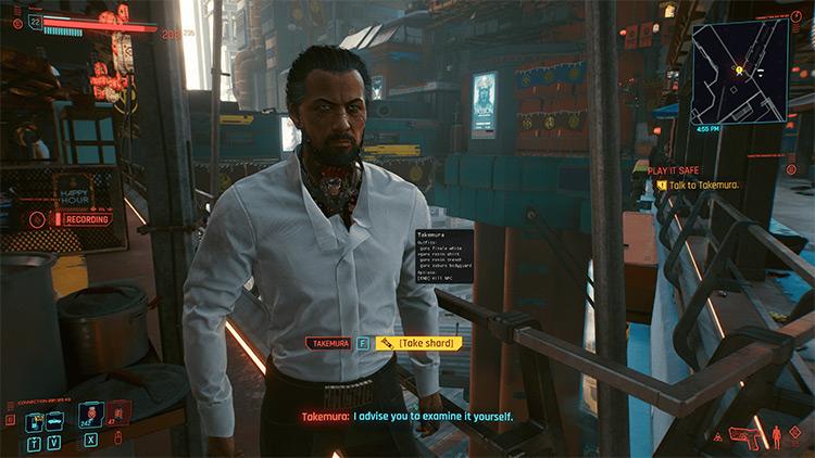 NPC Tool / Cyberpunk 2077 Mod