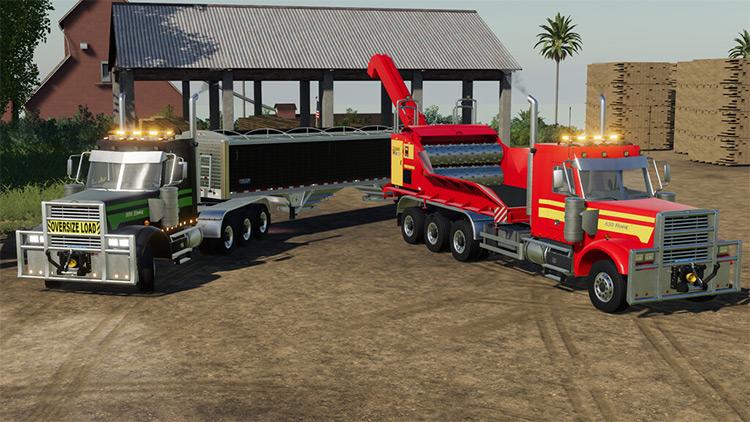 BsM Truck 850 & 850IT Mod