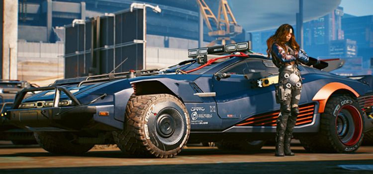 Alt Quadra Arcadia MK II Car Mod / Cyberpunk 2077