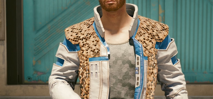Cyber Fashion Mod Preview for Cyberpunk 2077