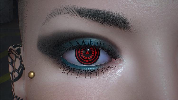 Kala's Eyes Mod / Cyberpunk 2077