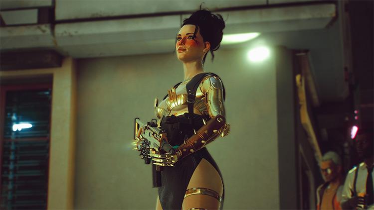 Venus Cyberpunk 2077 Mod