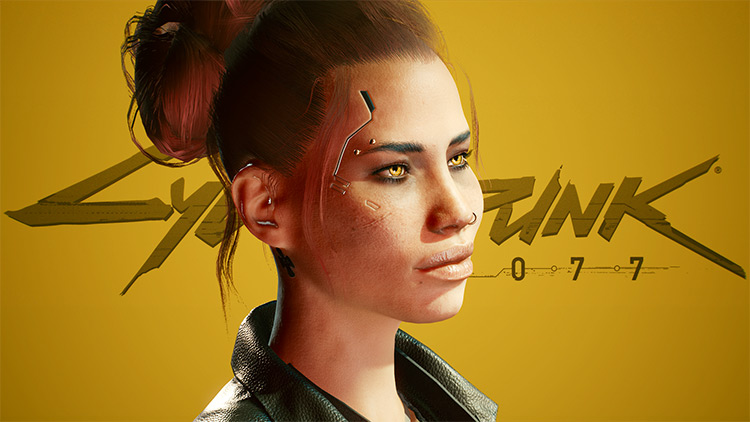 Smashin' Face Cyberpunk Edition Mod