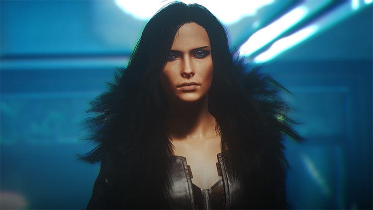 Yennefer of Vengerberg / Cyberpunk 2077 Mod