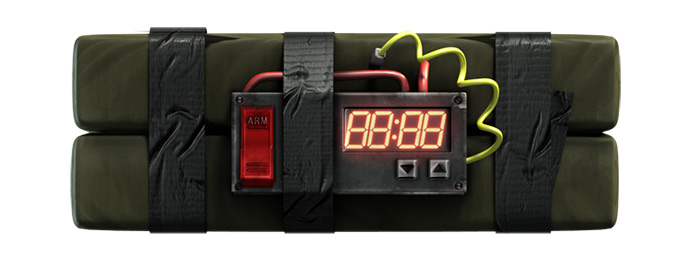 Sticky Bomb from GTA5