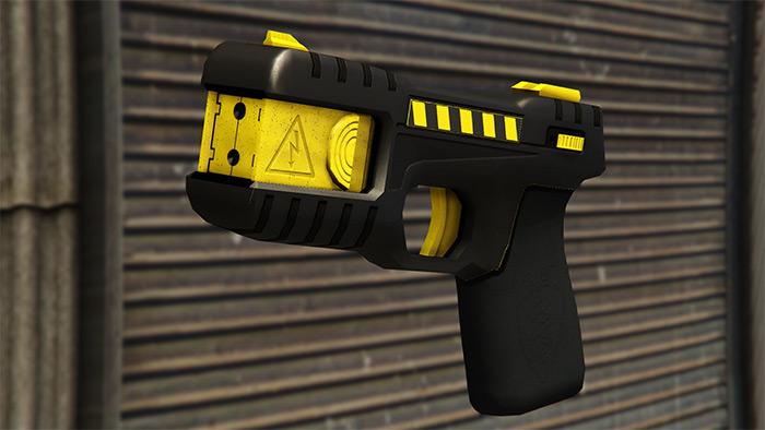 Stun Gun GTA 5