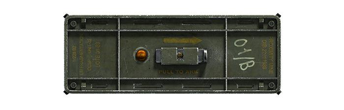 Proximity Mine GTA 5 weapon