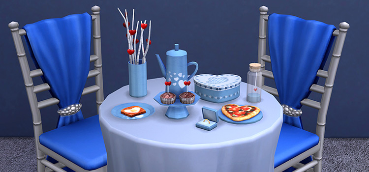 Sims 4 'Will You Marry Me?' CC Set Preview