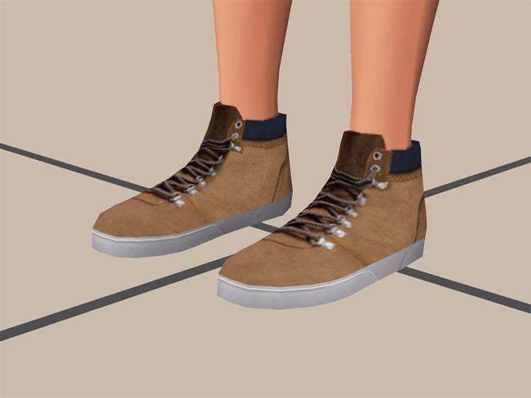 High Cut Shoes / TS4 CC