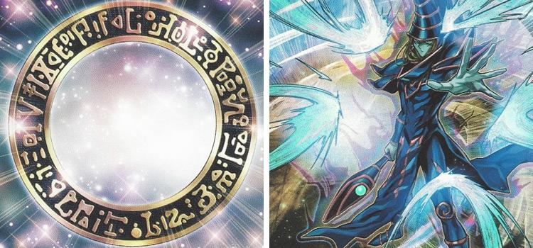 Dark Magic Circle & Soul Servant YGO