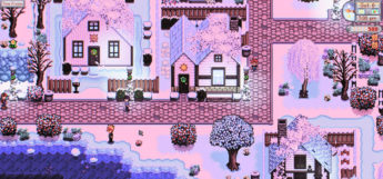 Dreamy Valley ReShade Graphics Mod for Stardew Valley