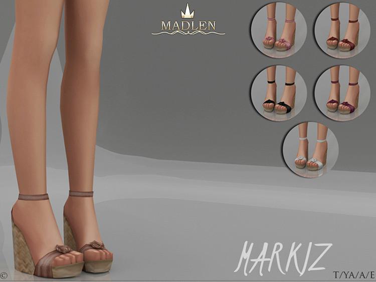 Madlen Markiz Shoes / TS4 CC