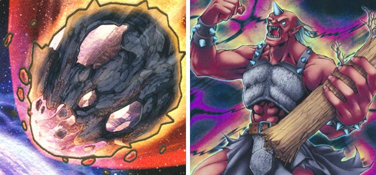 Nibiru and Gigantes YGO