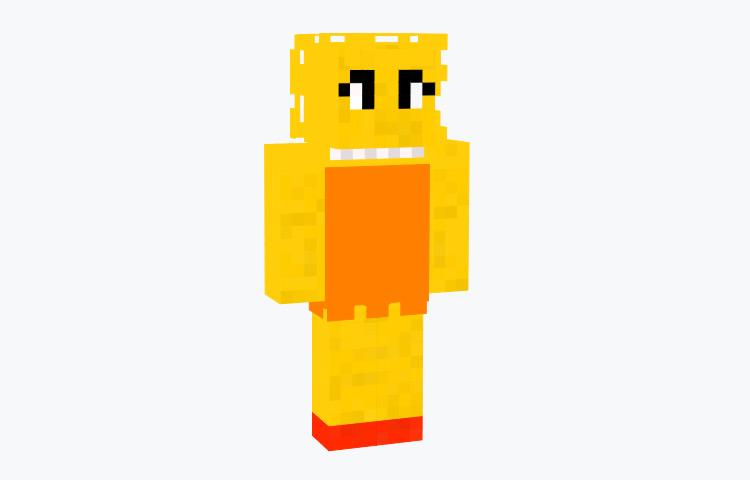 Lisa Simpson / Minecraft Skin