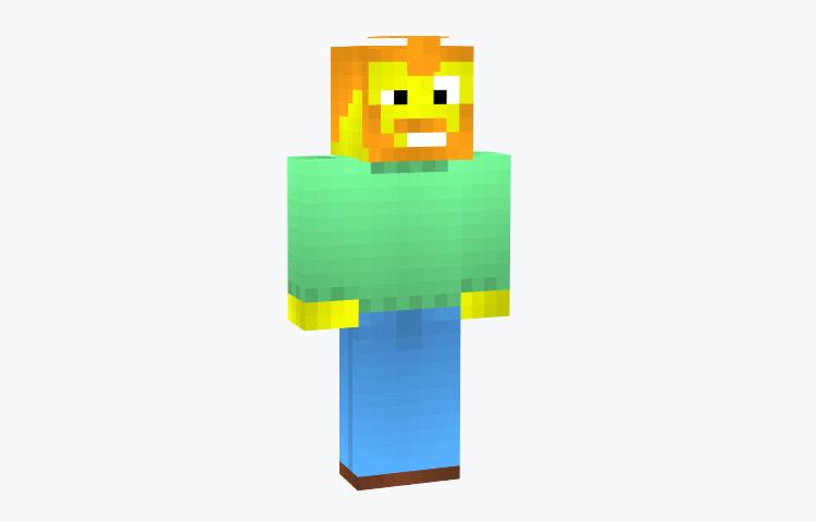 Hank Scorpio Simpsons Minecraft Skin