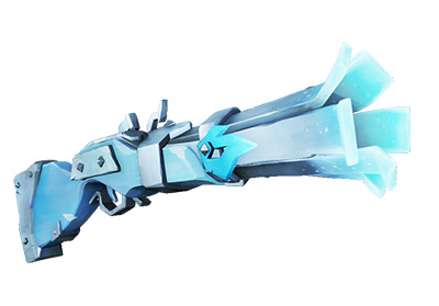 Frozen Ashes Blunderbuss / Sea of Thieves
