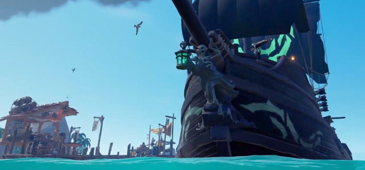 Sea Of Thieves: The Best Figureheads For Your Ship