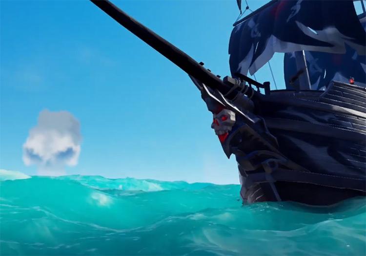 Dark Adventurers Figurehead / Sea of Thieves