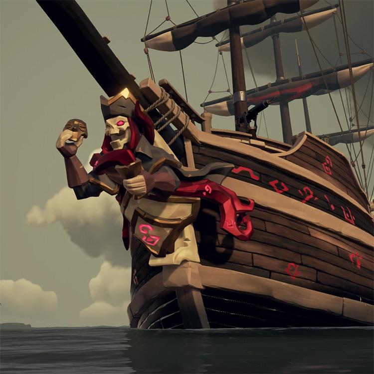 Legendary Reaper Figurehead / Sea of Thieves