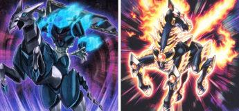 Phantom Knight Breaksword & Salamangreat Miragestallio YGO