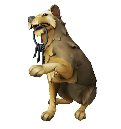 Prison Dog Pet / Sea of Thieves