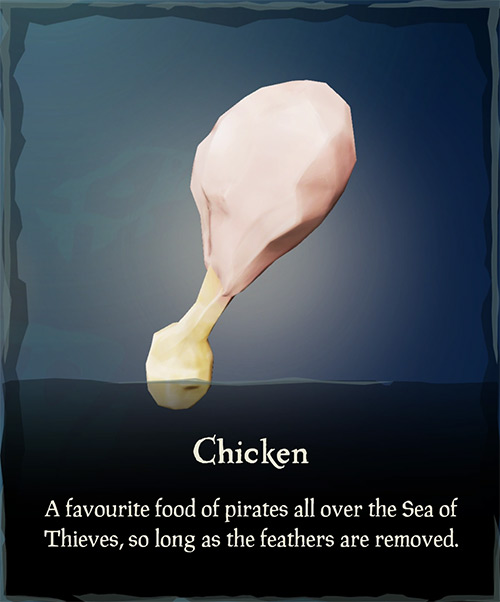 Chicken Meat / Sea of Thieves