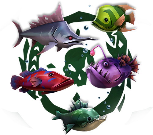Fish Meat / Sea of Thieves