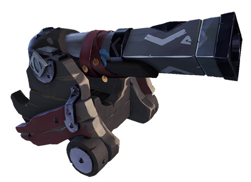 Order Of Souls Cannons Skin / Sea of Thieves