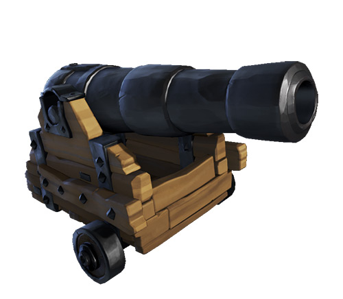 Sailor Cannons Skin / Sea of Thieves