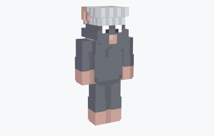 Chef Ratatouille / Minecraft Skin