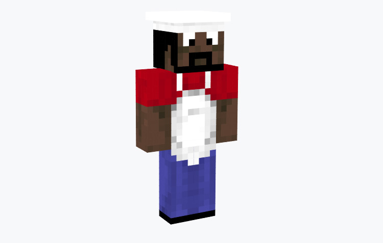 South Park Chef Character / Minecraft Skin
