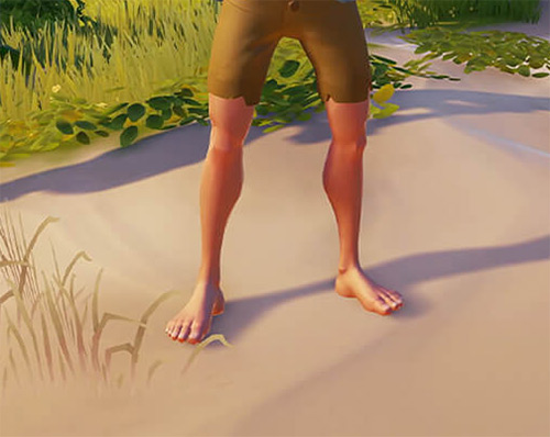 Bare Foot Preview / Sea of Thieves