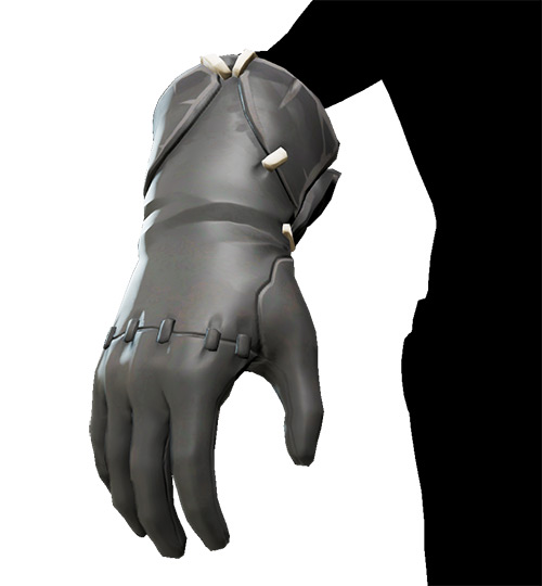 Blackcoat Executive Admiral Gloves / Sea of Thieves