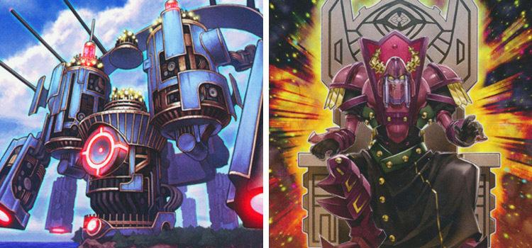 The Best Rank 8 XYZ Monsters in Yu-Gi-Oh!