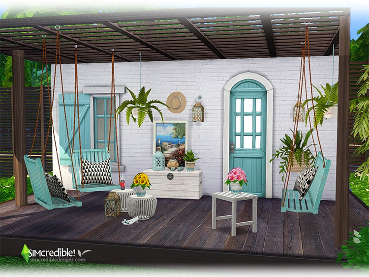 Breezy CC Set for The Sims 4