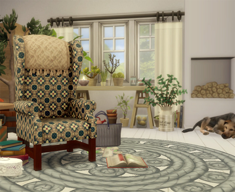 The Big Granny Pack #2 / Sims 4 CC Preview