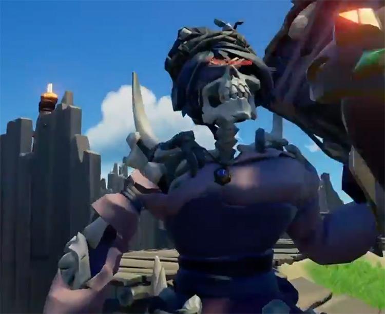 Skeleton Lord / Sea of Thieves