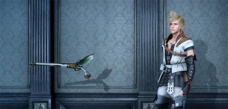 Abandon of the Vortex Weapon Screenshot / Final Fantasy XV