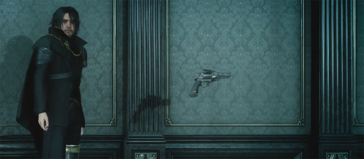 Quicksilver Weapon Screenshot / Final Fantasy XV